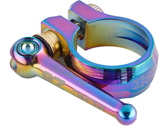 KCNC SC12 QR Saddle Clamp Ø31,8mm, bont